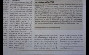 Article Nouvelliste 1C