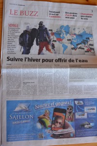 Article Nouvelliste 1A