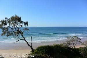 enfin de belles vagues proche de Yamba