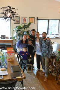 Kelly,Davo,Lewis, Ziggy et le chien fugueur Skip